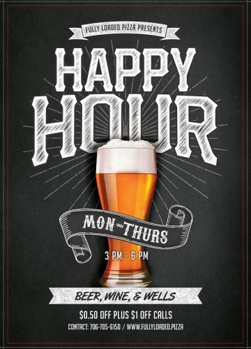 Fully-Loaded-Pizza-Happy-Hour-Specials-